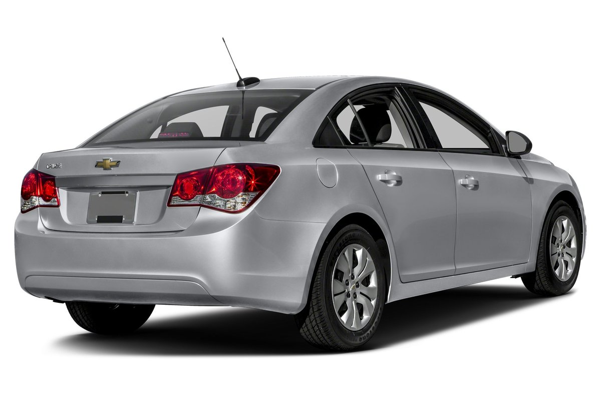 2016 Chevrolet CRUZE LIMITED for sale in Cranbrook, British Columbia