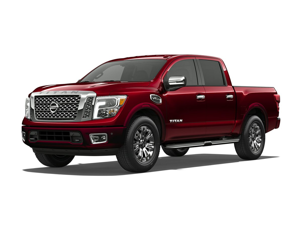 2017 Nissan Titan for sale in Moose Jaw, Saskatchewan