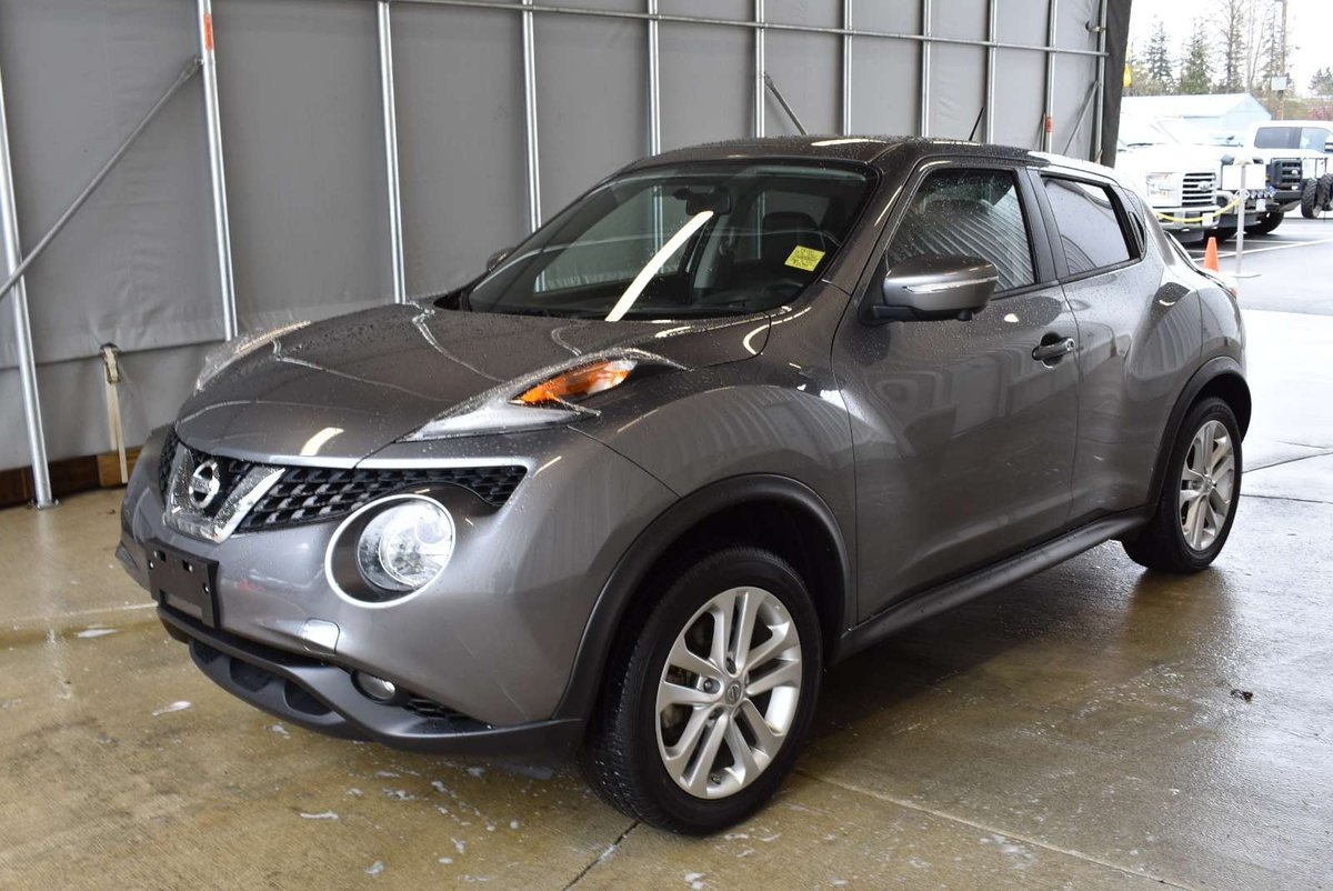 2016 Nissan Juke For Sale In Campbell River, British Columbia ...