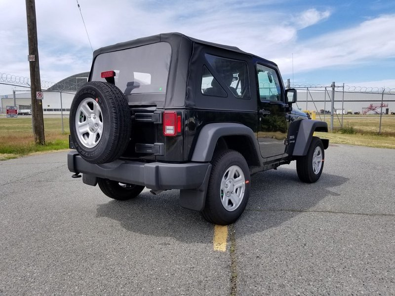 2018 Jeep WRANGLER JK for sale in Richmond, British Columbia