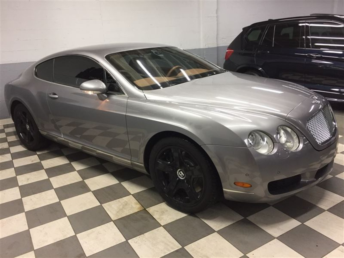2007 Bentley Continental Gt For Sale In Calgary Audio Wiring