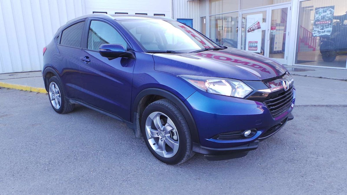 2016 Honda HR-V for sale in Edson, Alberta