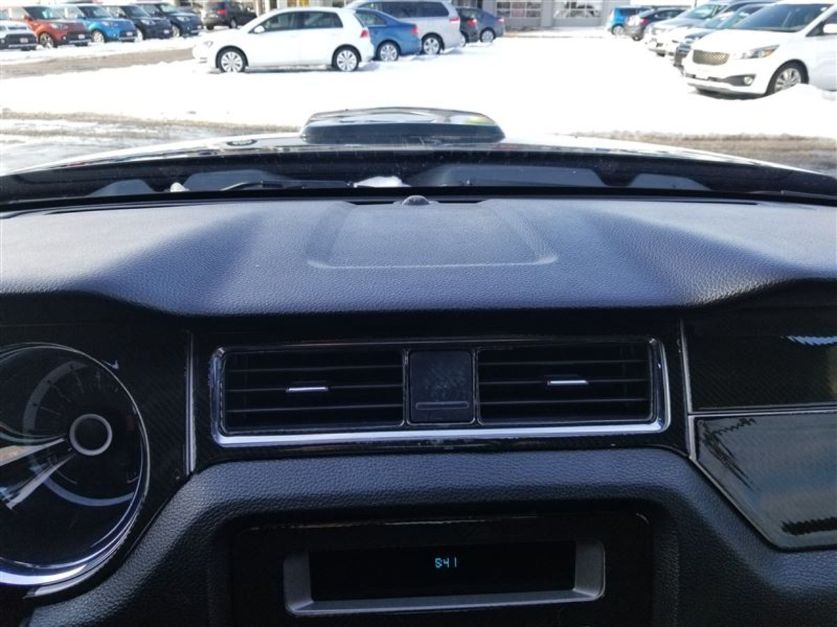 Mustang For Sale Ontario >> 2013 Ford Mustang For Sale In Chatham