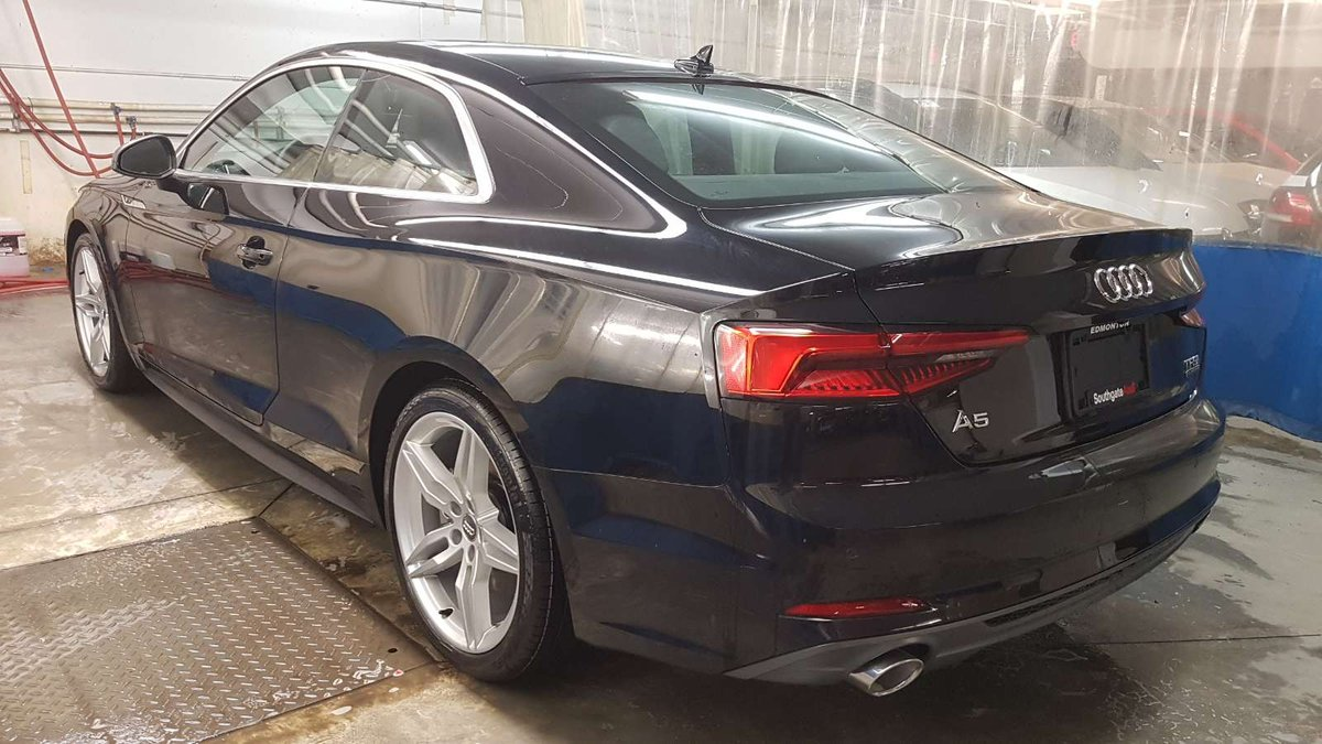 2018 Audi A5 Coupe for sale in Edmonton, Alberta
