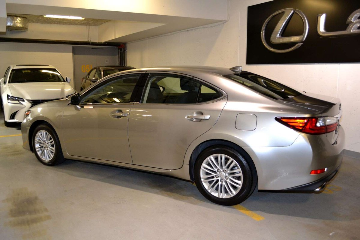 2016 Lexus ES 350 for sale in Vancouver, British Columbia