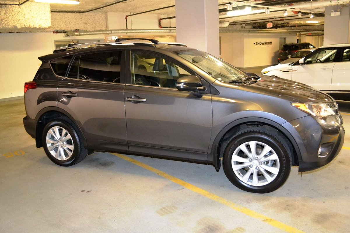 2013 Toyota Rav4 for sale in Vancouver, British Columbia