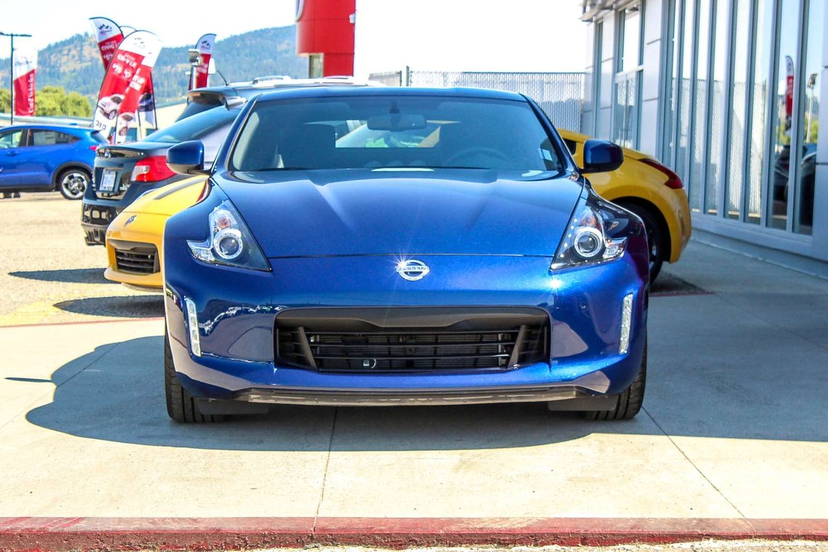 2019 Nissan 370Z Coupe for sale in Vernon, British Columbia