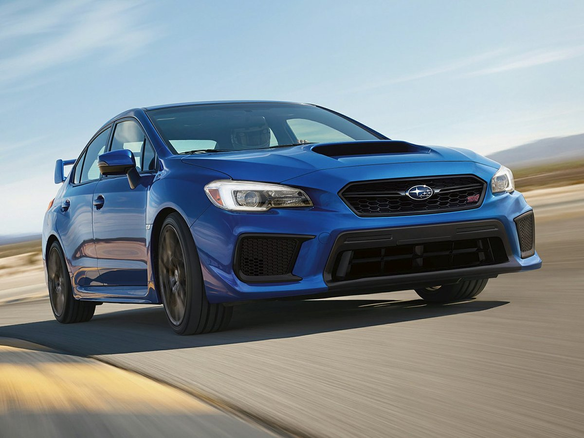 2018 Subaru WRX STI for sale in London, Ontario