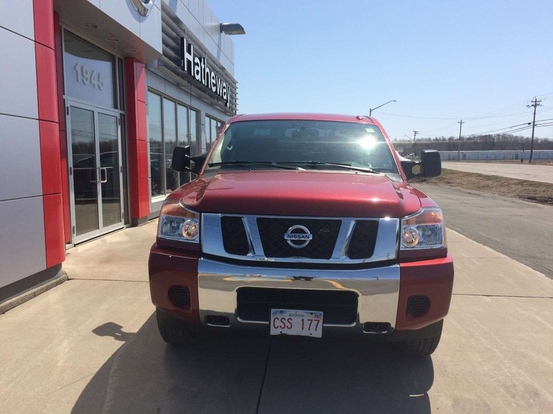 2015 Nissan Titan for sale in Bathurst, New Brunswick