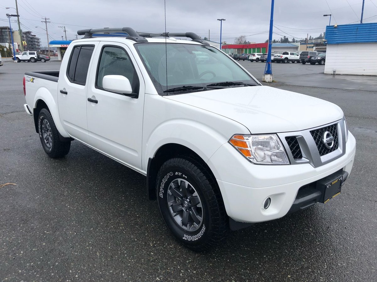 Nissan Campbell River >> 2018 Nissan Frontier For Sale In Campbell River
