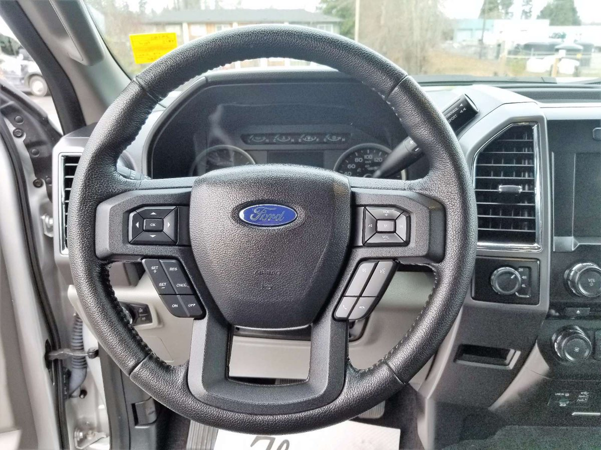 2015 Ford F-150 for sale in Campbell River, British Columbia