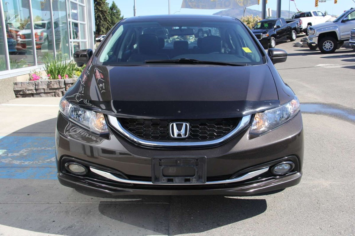2014 Honda Civic Sedan for sale in Kamloops, British Columbia