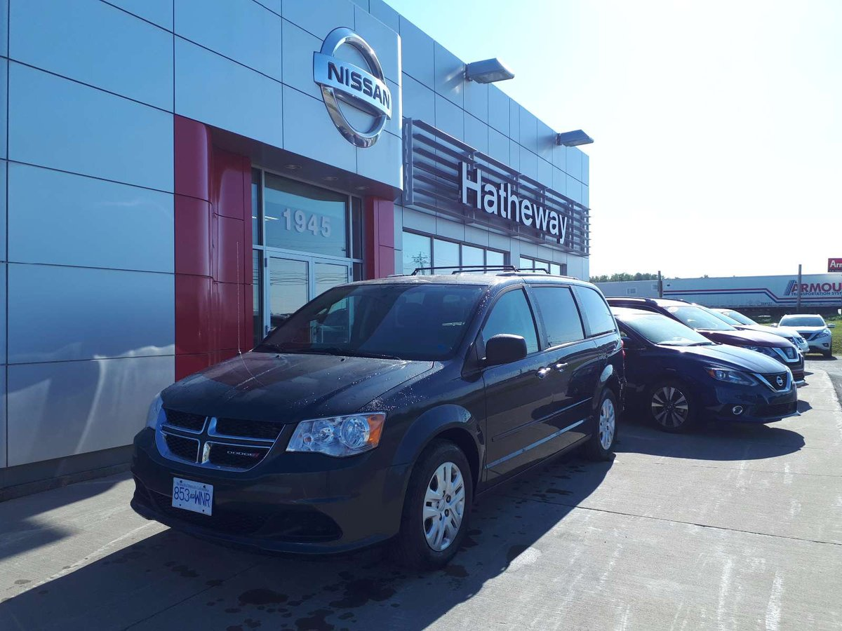 2014 Dodge Grand Caravan for sale in Bathurst, New Brunswick