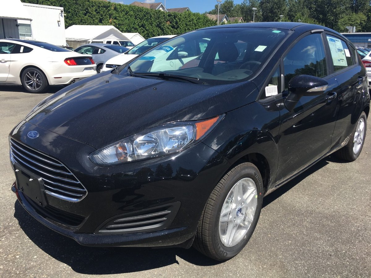 2017 Ford Fiesta for sale in Port Coquitlam, British Columbia