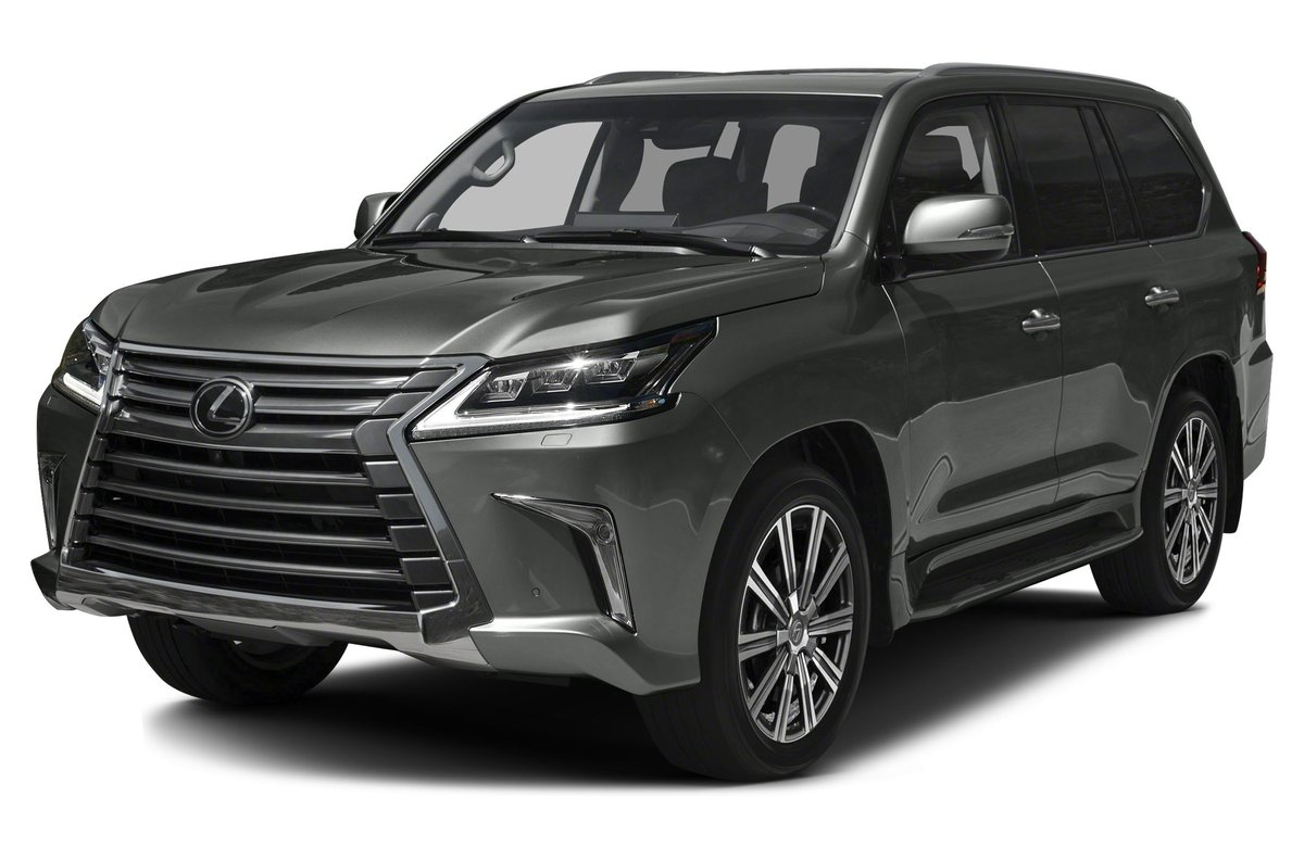 2018 Lexus LX 570 for sale in Vancouver, British Columbia