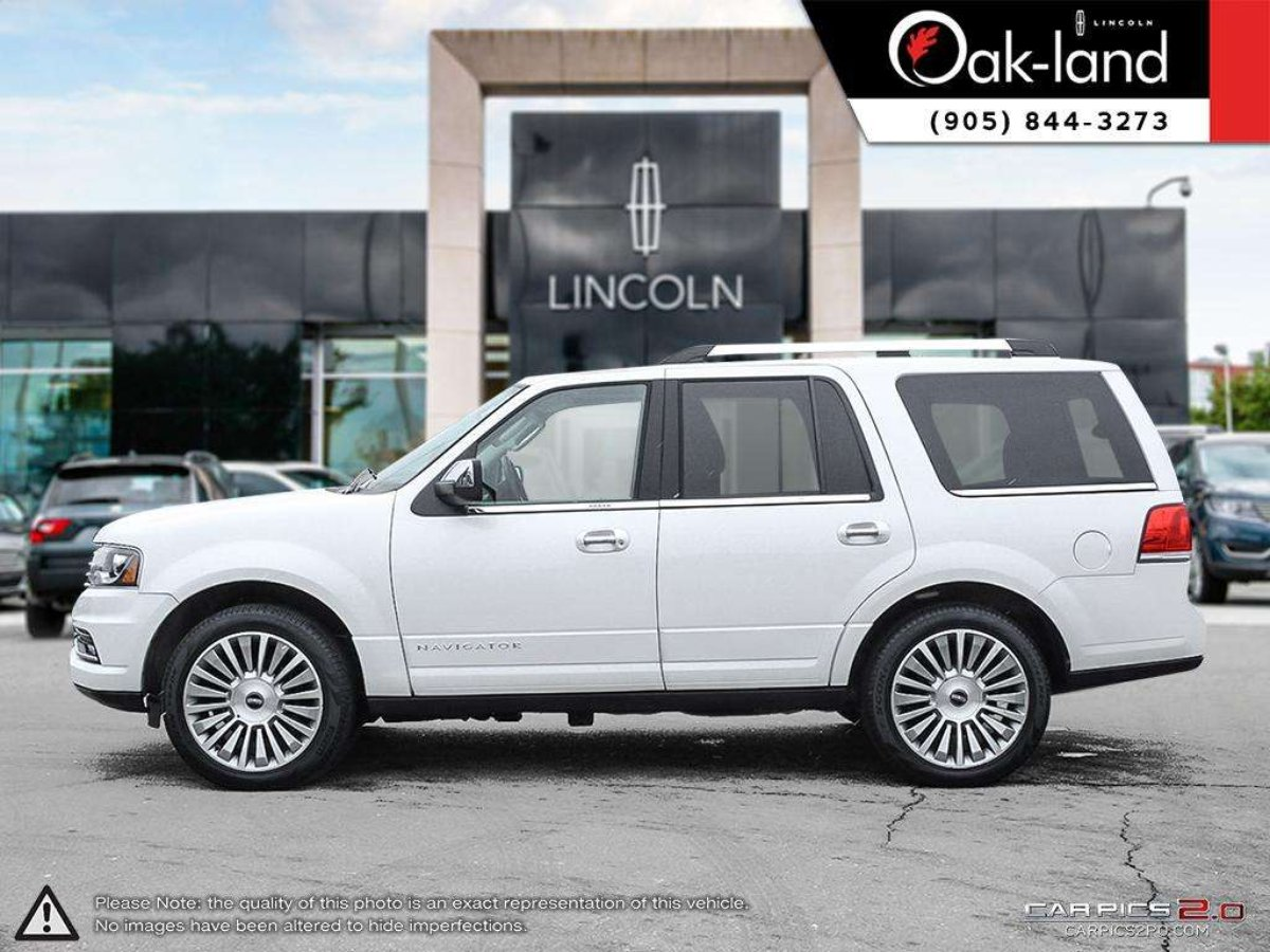 2015 Lincoln Navigator for sale in Oakville, Ontario