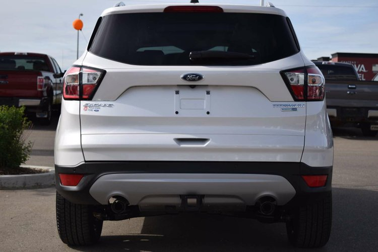 2017 Ford Escape Titanium for sale in Peace River, Alberta