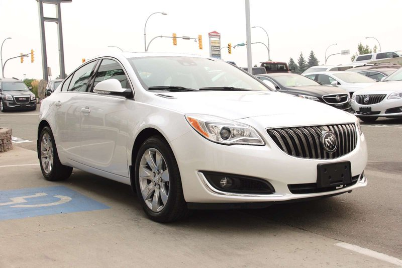 2017 Buick Regal for sale in Kamloops, British Columbia