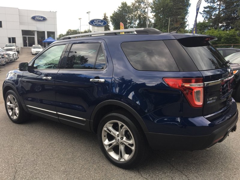 2012 Ford Explorer for sale in Port Coquitlam, British Columbia