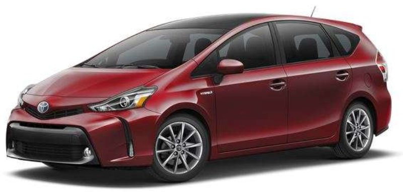 2018 Toyota Prius v for sale in Collingwood, Ontario