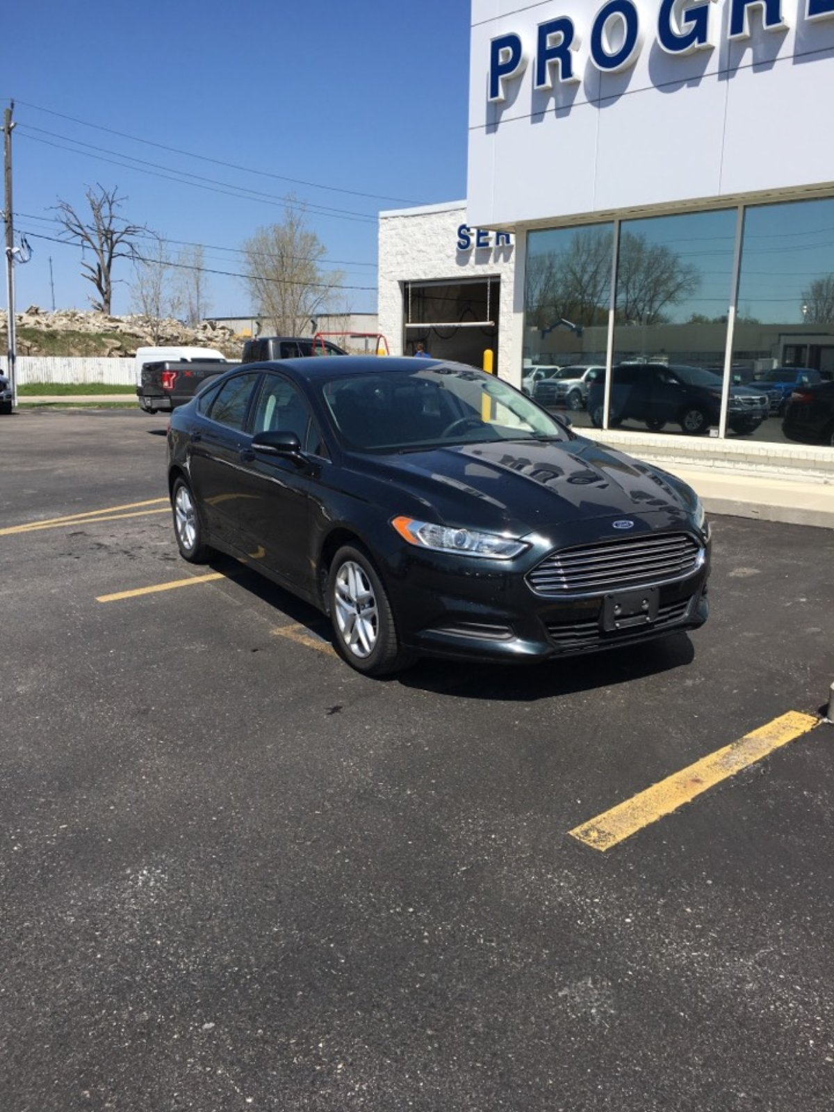 2014 Ford Fusion For Sale In Wallaceburg Airbag Sensors Location Se