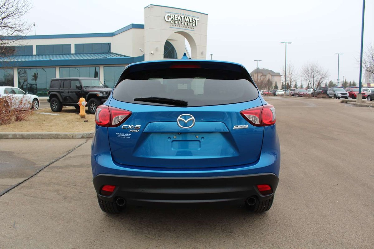 2013 Mazda CX-5 for sale in Edmonton, Alberta