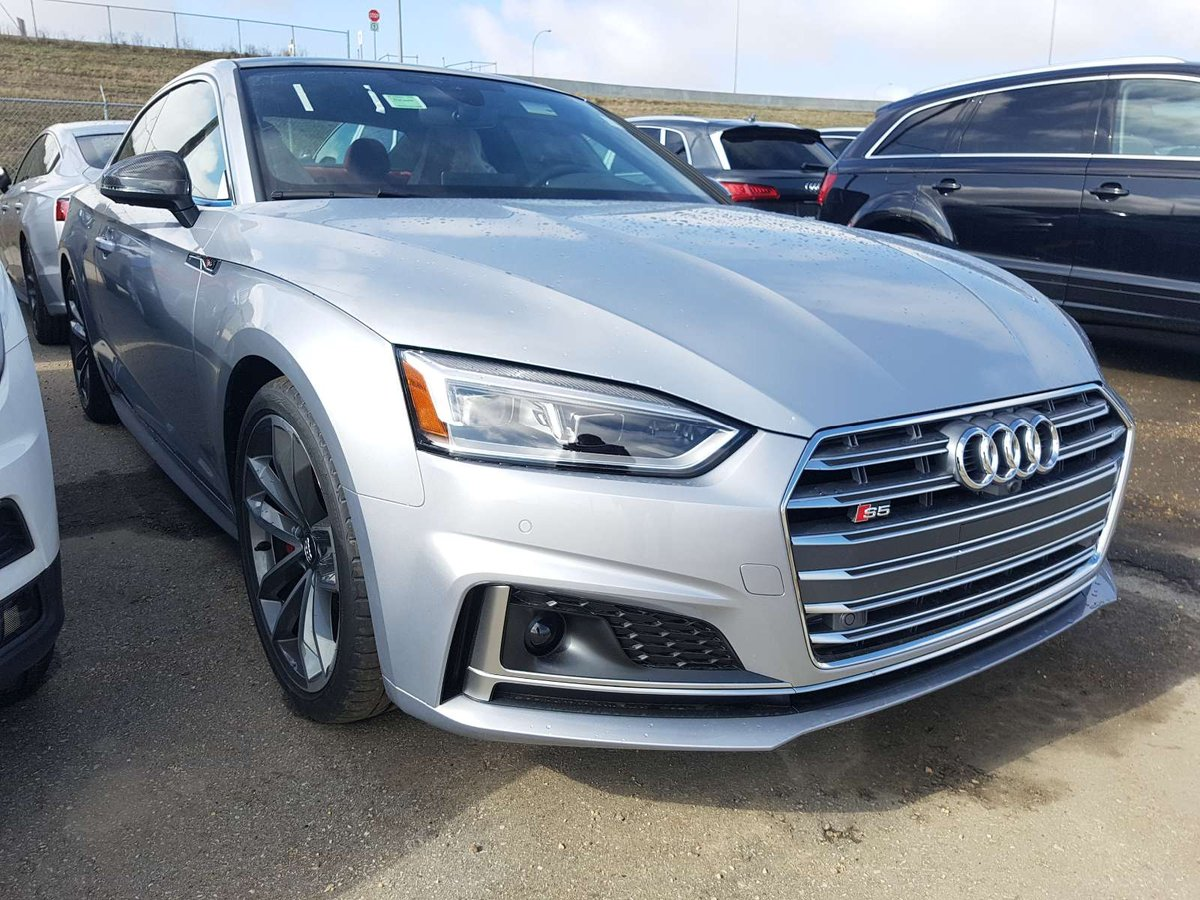 2018 audi s5 coupe for sale in edmonton. Black Bedroom Furniture Sets. Home Design Ideas