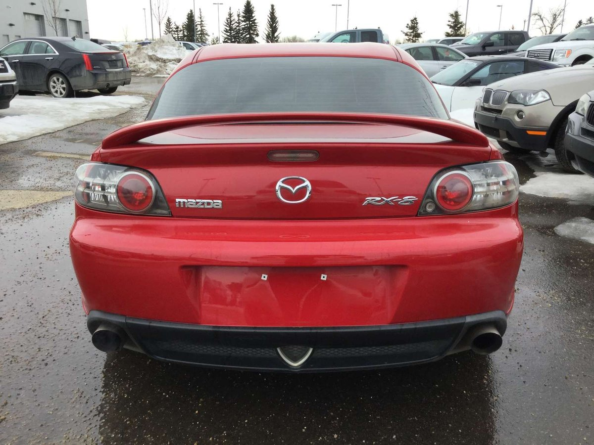 2004 Mazda RX-8 for sale in Edmonton, Alberta