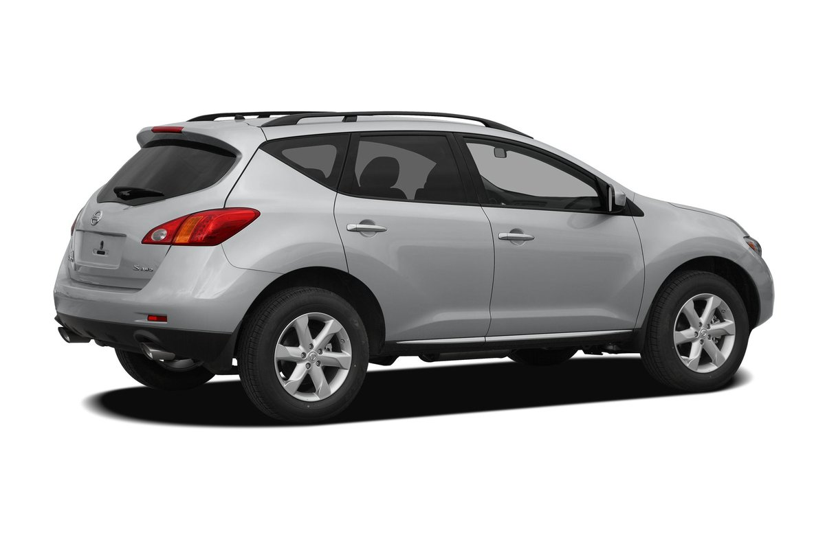 2009 Nissan Murano for sale in Edmonton, Alberta