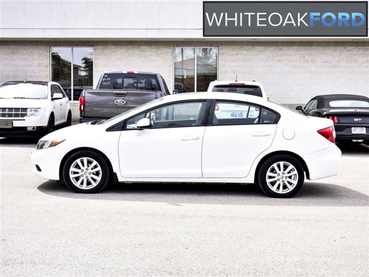2012 Honda Civic Sdn for sale in Mississauga, Ontario