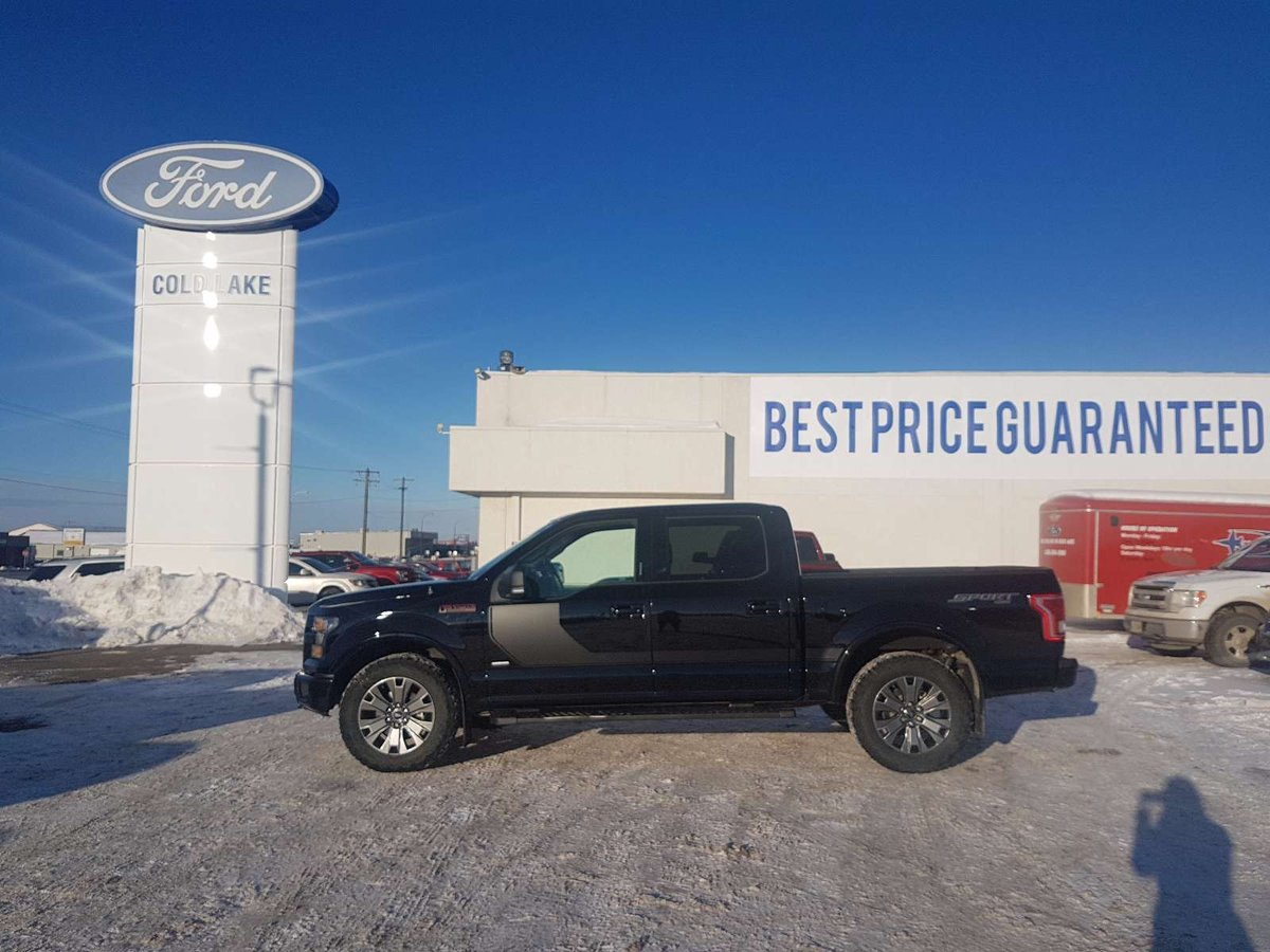 2016 Ford F-150 for sale in Cold Lake, Alberta