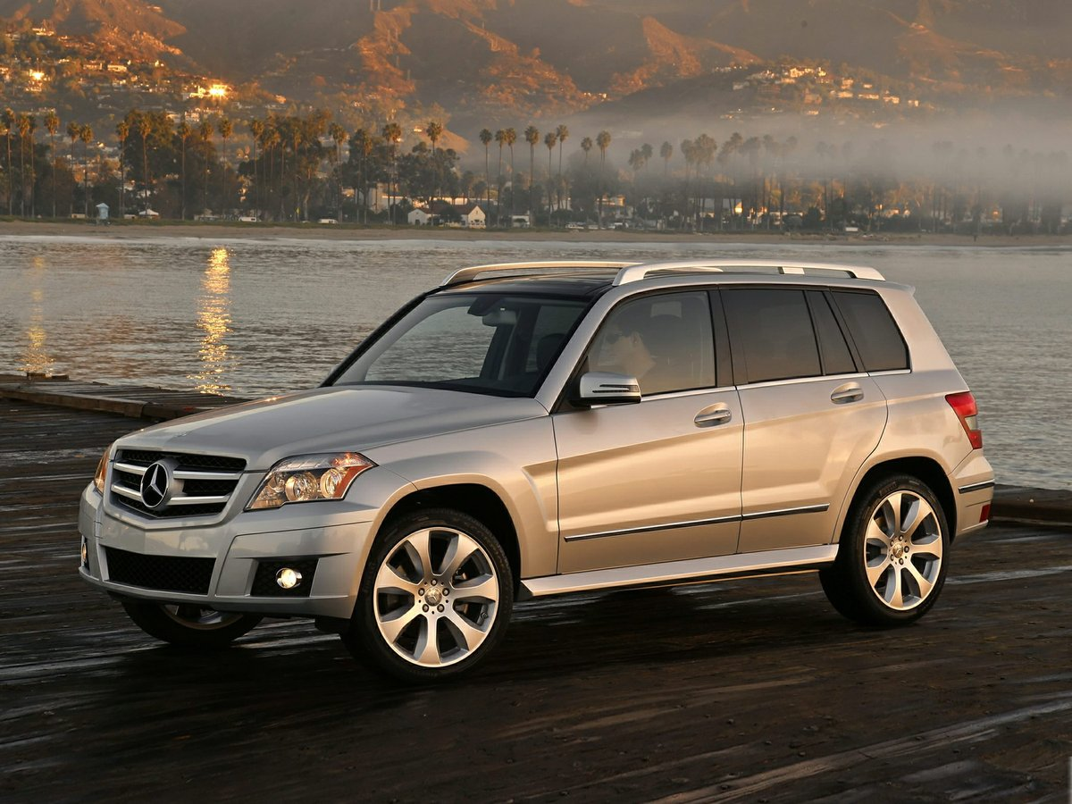 2010 Mercedes-Benz GLK for sale in Kamloops, British Columbia
