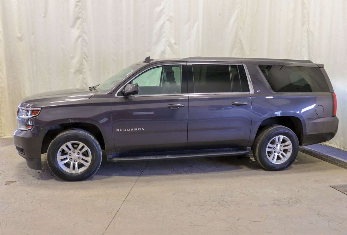 2017 Chevrolet Suburban for sale in Edmonton, Alberta