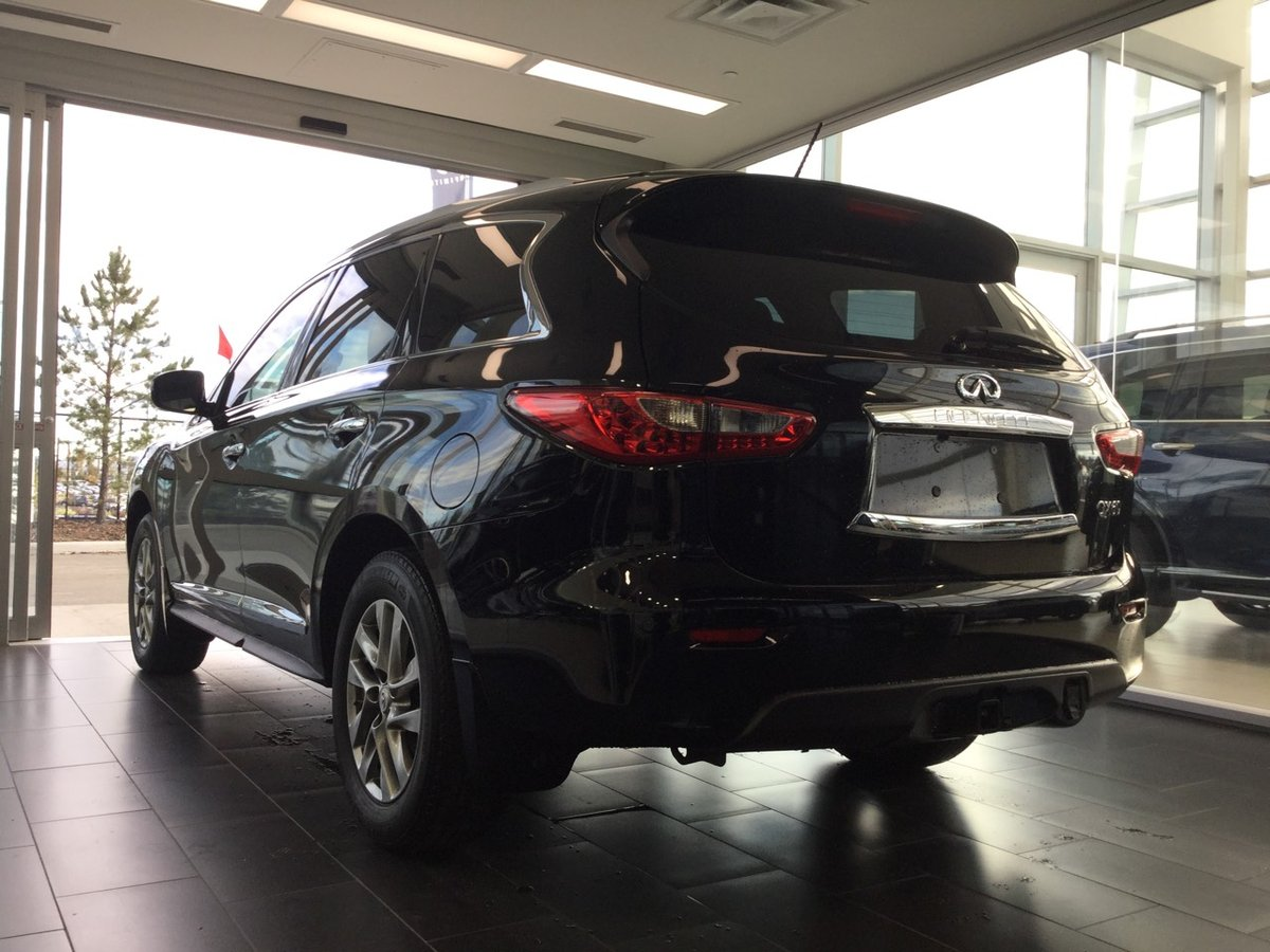 2014 Infiniti QX60 for sale in Edmonton, Alberta