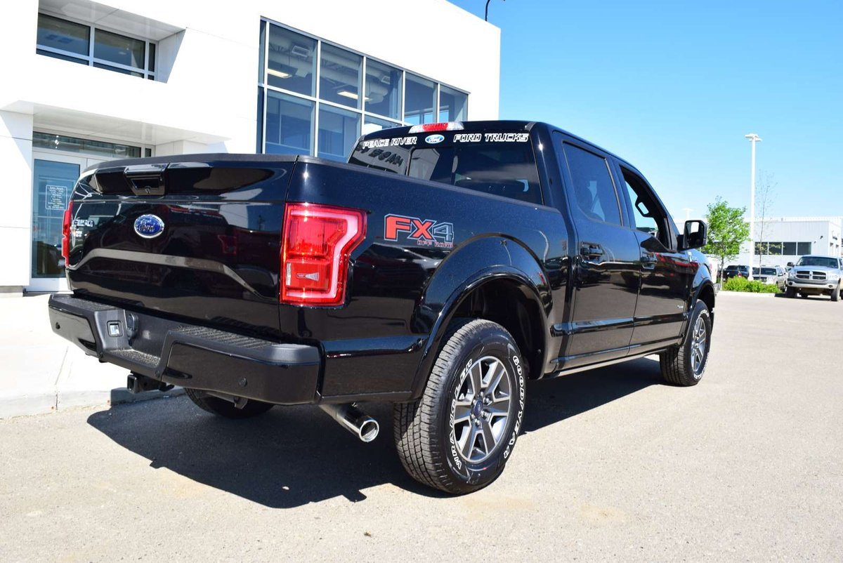 2017 Ford F-150 for sale in Peace River, Alberta