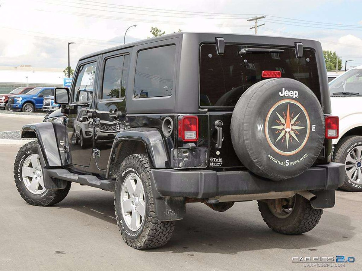2012 Jeep Wrangler Unlimited for sale in Winnipeg, Manitoba