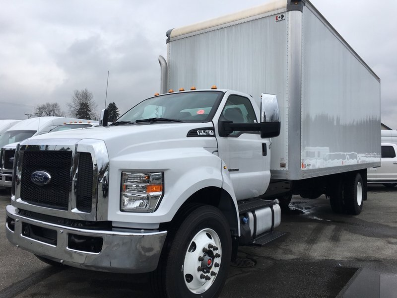 2017 Ford Super Duty F-750 Straight Frame for sale in Port Coquitlam, British Columbia