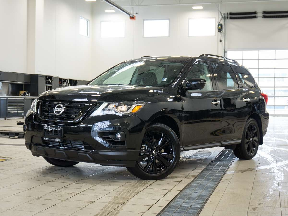 2018 Nissan Pathfinder for sale in Kelowna