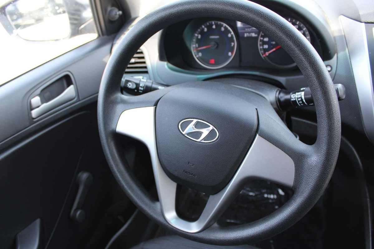2015 Hyundai Accent for sale in Mississauga, Ontario