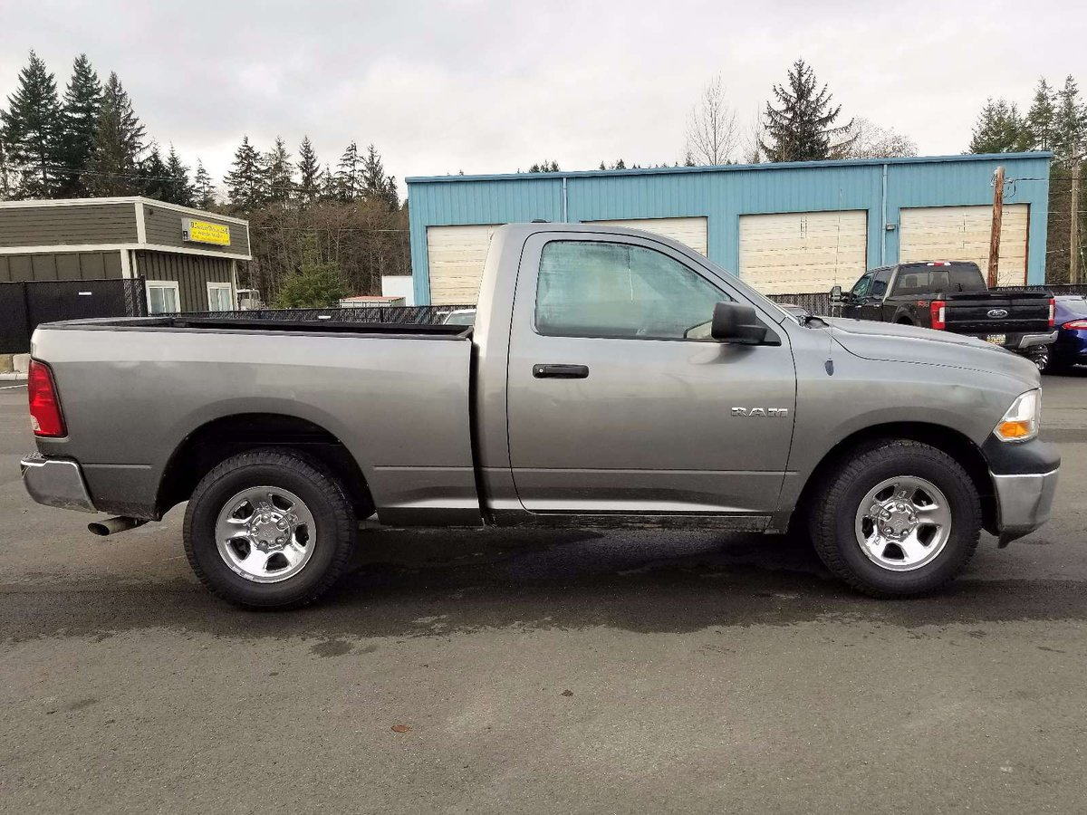 2010 Dodge Ram 1500 for sale in Campbell River, British Columbia