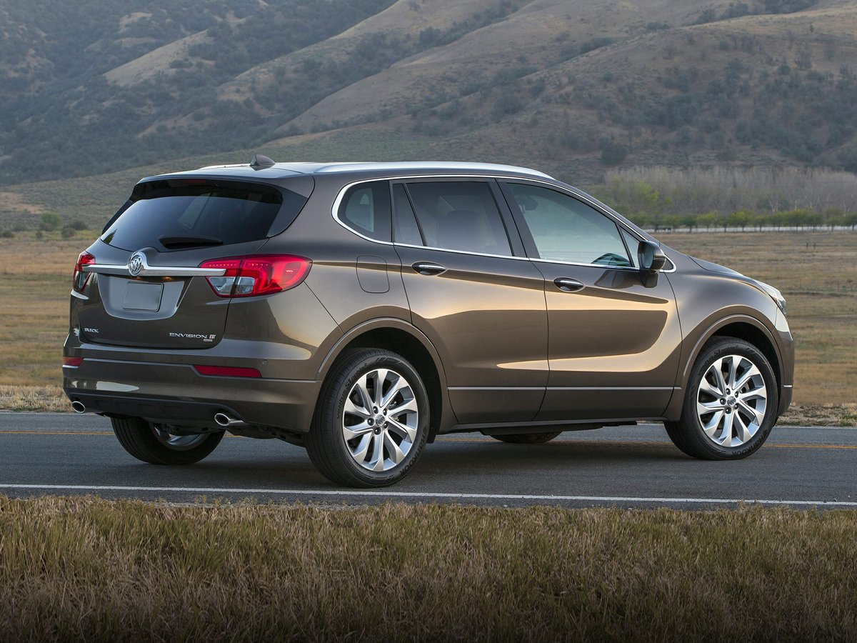 Gainesville Buick Gmc >> 2016 Buick Envision Pricing For Sale Edmunds | Autos Post