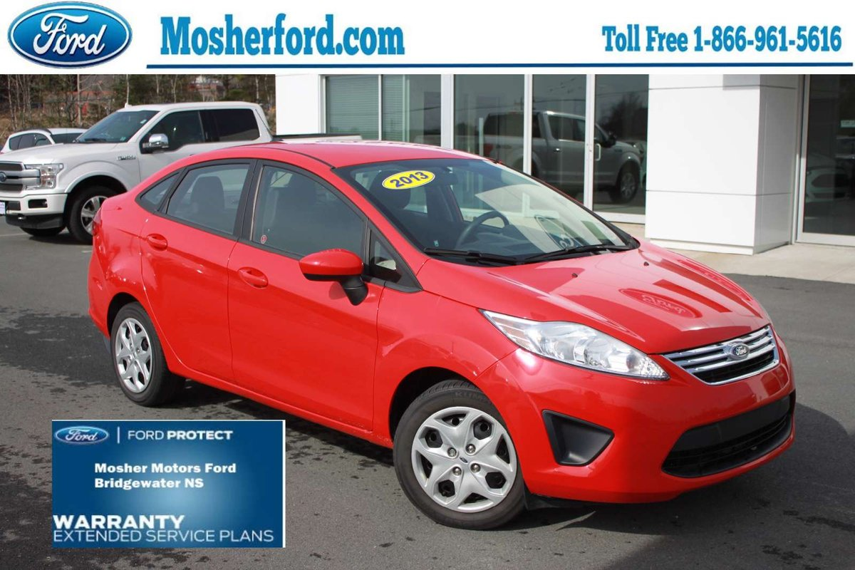 2013 Ford Fiesta for sale in Bridgewater, Nova Scotia