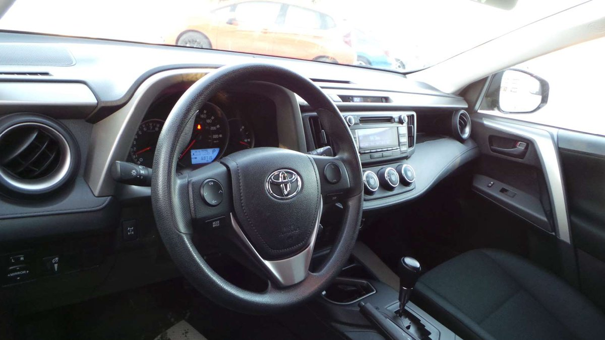 2016 Toyota Rav4 for sale in Edson, Alberta