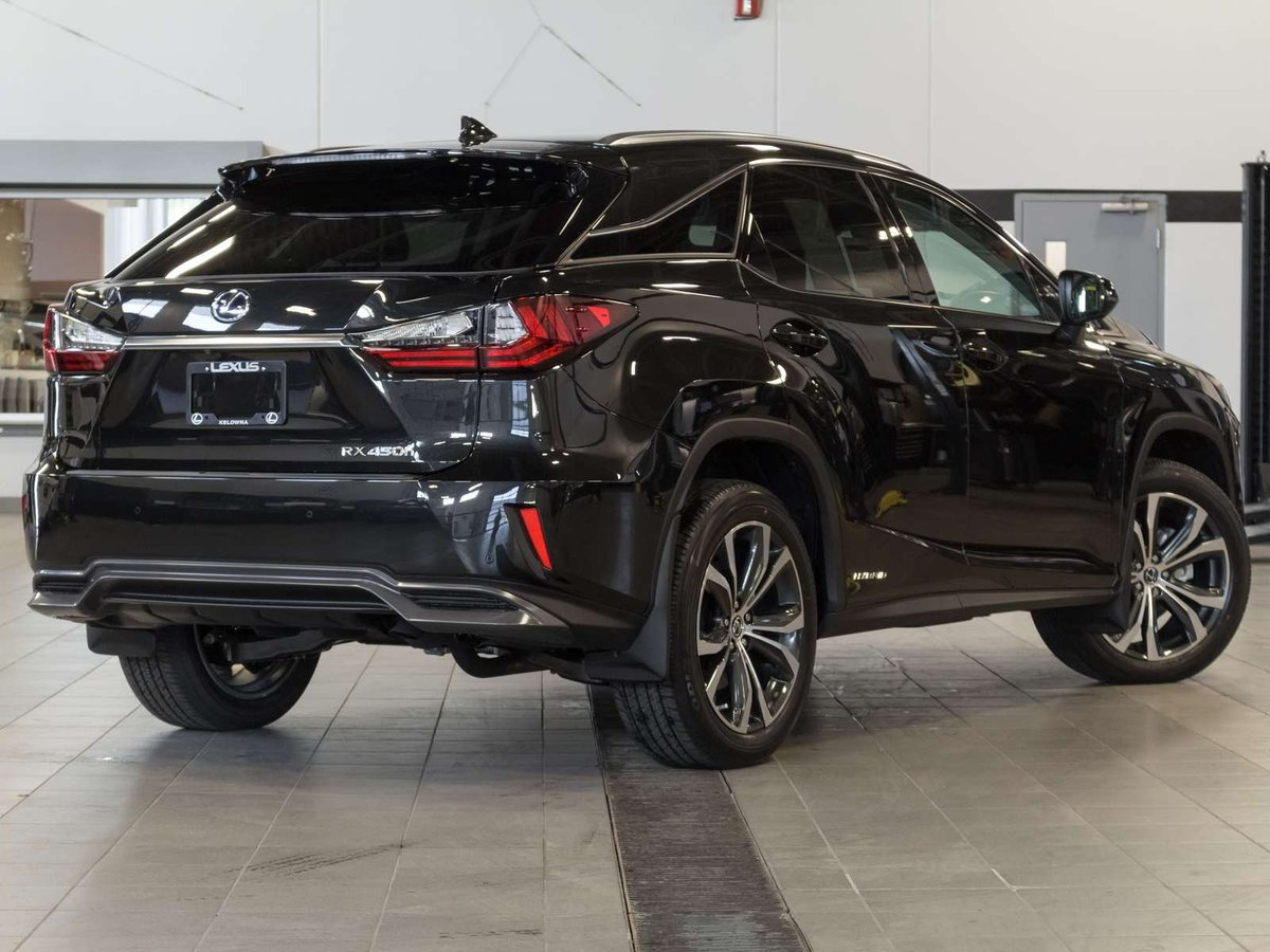 2018 Lexus RX 450h for sale in Kelowna, British Columbia