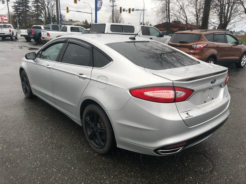 2016 Ford Fusion for sale in Campbell River, British Columbia