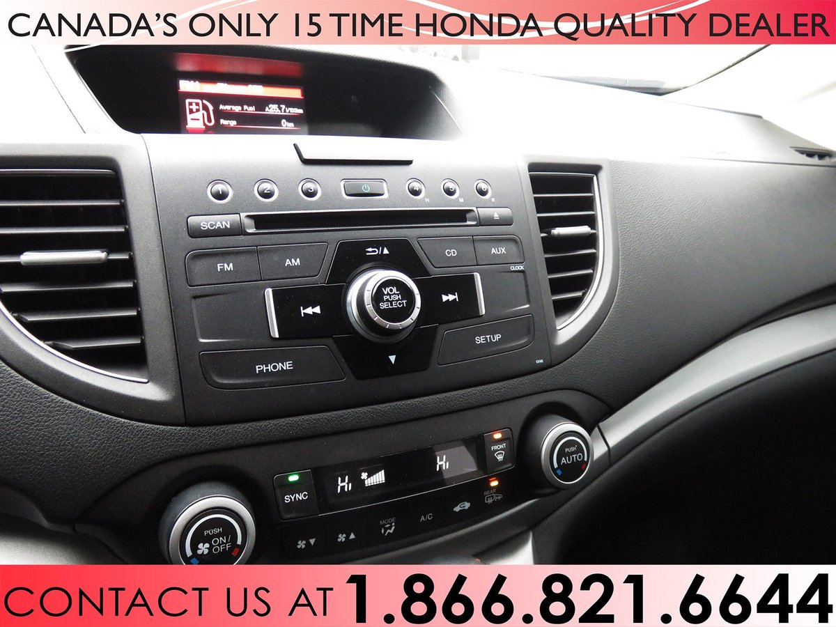 2013 Honda CR-V for sale in Hamilton, Ontario