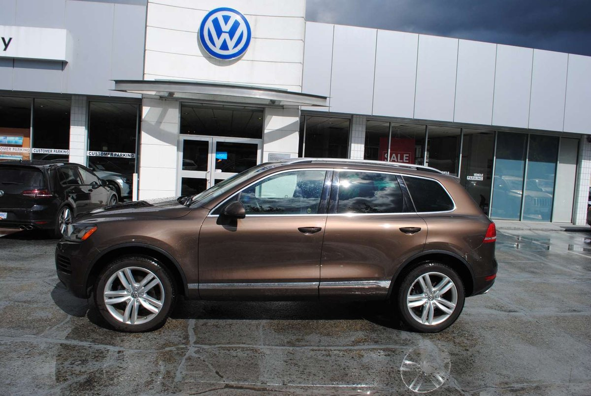 2013 Volkswagen Touareg for sale in Coquitlam, British Columbia