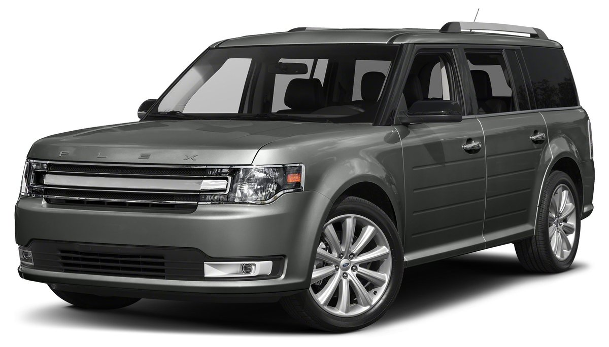 2019 Ford Flex for sale in Kamloops, British Columbia