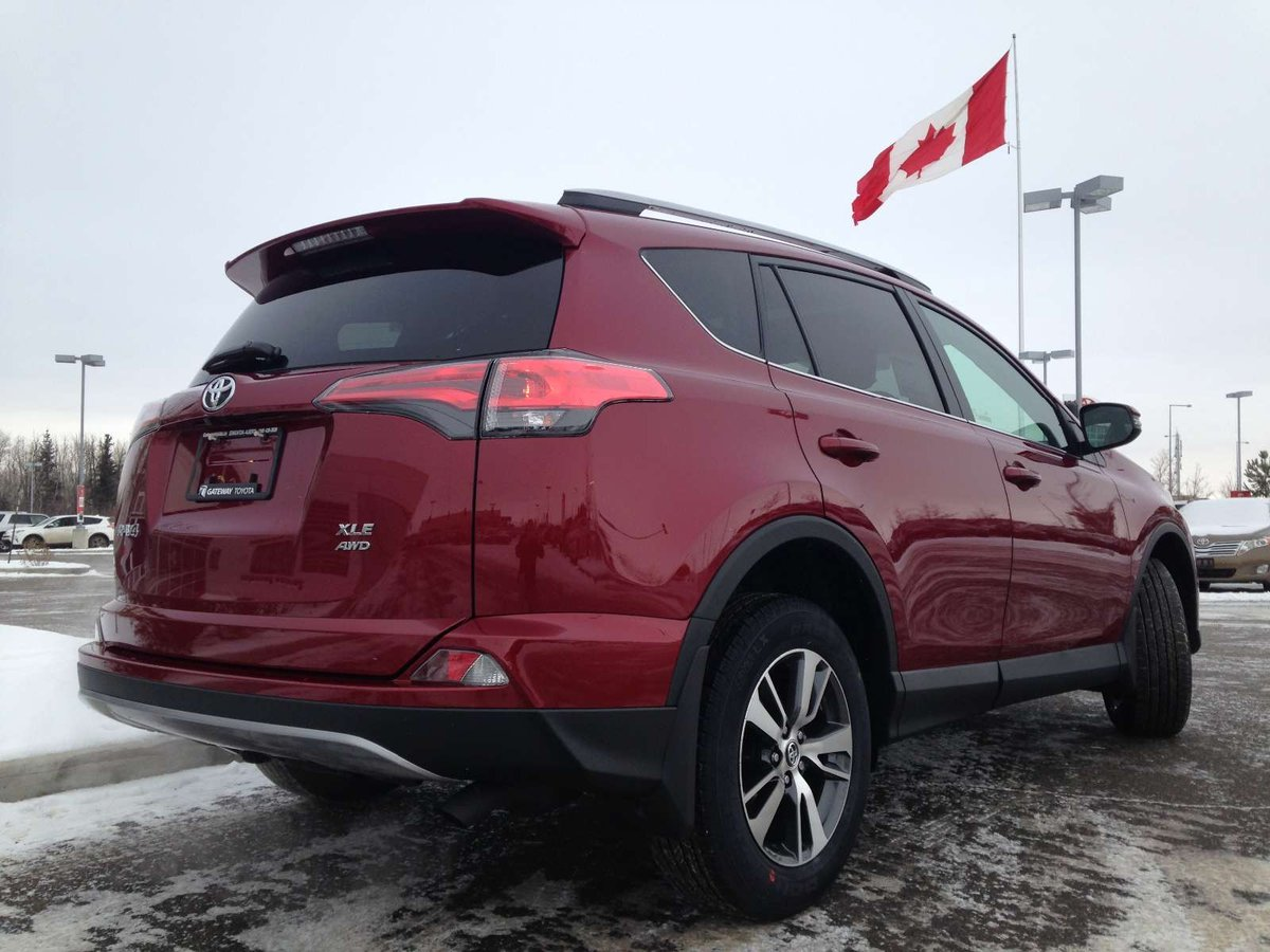2018 Toyota Rav4 for sale in Edmonton, Alberta
