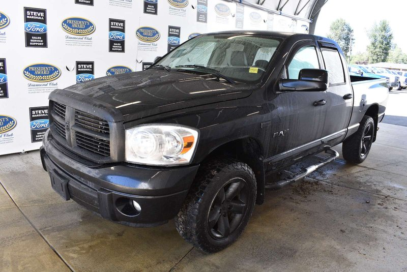 2008 Dodge Ram 1500 for sale in Campbell River, British Columbia